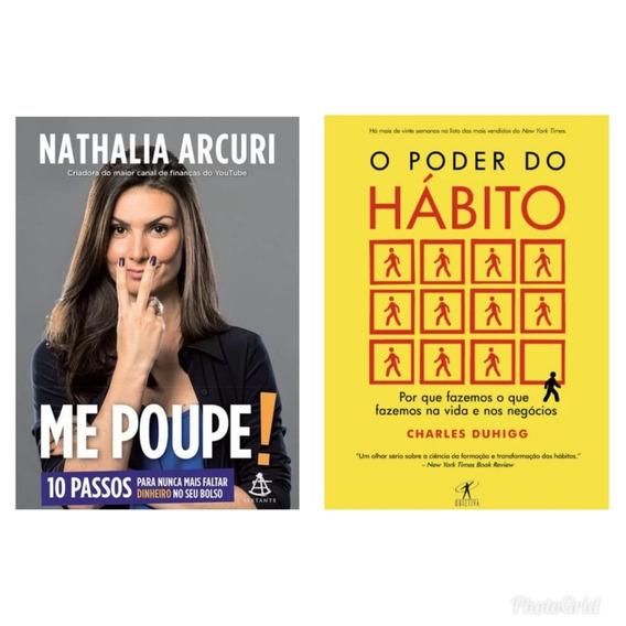 Kit De Livros Me Poupe! + O Poder Do Hábito
