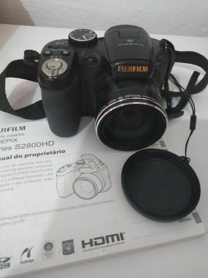 Câmera Fujifilm Finepix