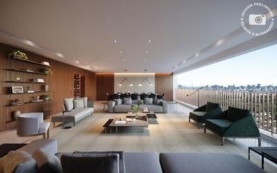 Apartamento Com 4 Dormitórios À Venda, 280 M² Por R$ 5.000.000 - Indianópolis - São Paulo/sp - Ap0740