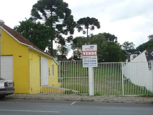 Imagem 1 de 5 de Terreno-loteamento À Venda Com 2829.77m² Por R$ 4.250.000,00 No Bairro São Braz - Curitiba / Pr - Tr0531