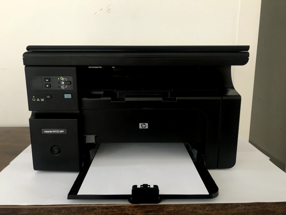 Impressora Multifuncional Hp M1132 + Cartucho De Brinde