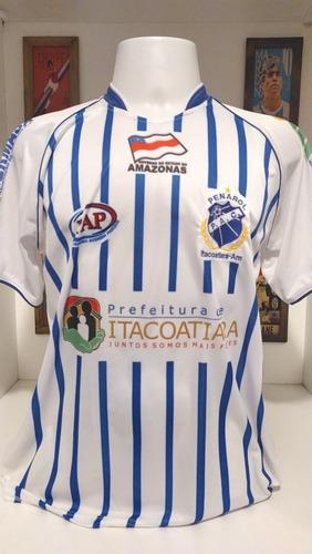 Camisa Futebol Penarol Amazonas Itacoatiara