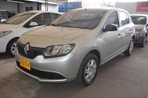 Renault Sandero Autentique 1.6 Mec 5p A/a Ehu724