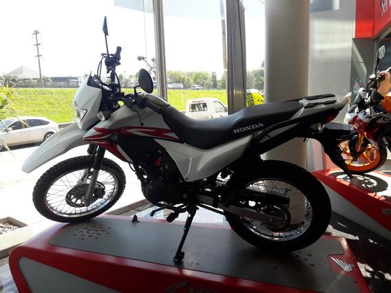Moto Honda Xr 190 L 0km Entrega Ya!! Fcia Ahora 12/18 C/tarj