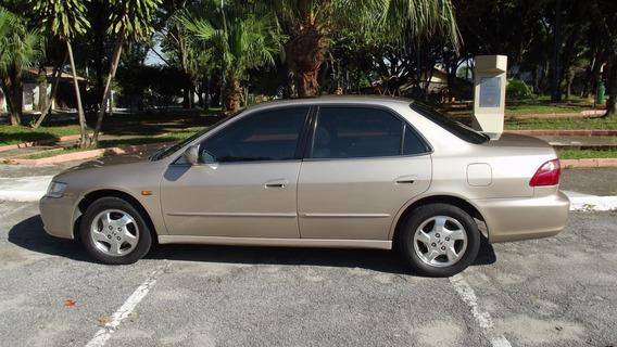 Honda Accord Ex-r Ano 2000 Completo.preço R$ 14.500,00