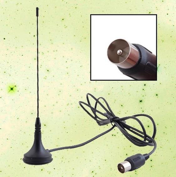 Antena Tv Digital Para Centrais Multimidia Coaxial