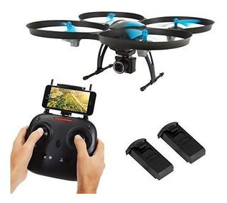 Serenelife Wifi Fpv Drone Con Camara Hd Y Video En Vivo. Qua