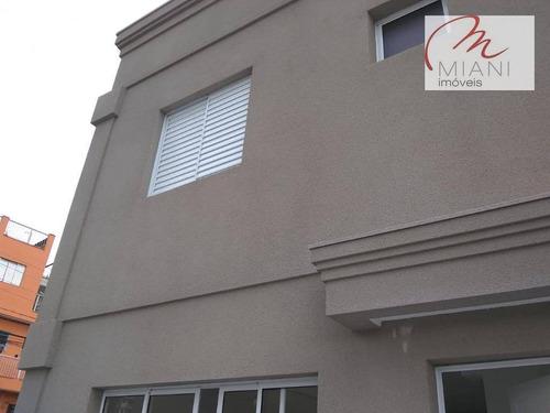Imagem 1 de 30 de Sobrado 2 Suites- Condominio Fechado - So1190