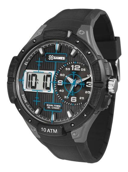 Relógio X-games Masculino Xmppa220 Bxpx C/ Garantia E Nf