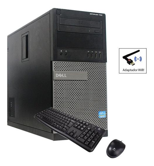 Computador Dell 790 I5 4gb 120ssd