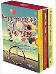 Livro Box- Romance De Verão Vinícius Grossos