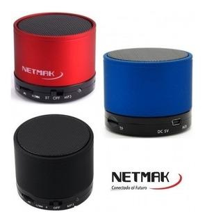 Parlante Netmak Beat Bluetooth