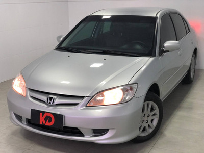 Honda Civic 1.7 Lxl 16v Gasolina 4p Automático