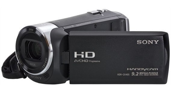 Câmera Filmadora Sony Hdr-cx405 Full Hd
