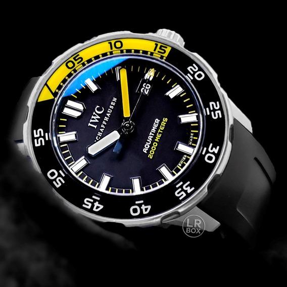 Relógio Iwc Aquatimer 2000 Automatic 44mm