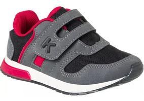 Tênis Feminino Infantil Klin Baby Walk 216017
