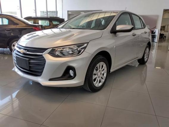 Chevrolet Onix 1.2 Nafta 5p 0km 2020 Financiación 0% Interés