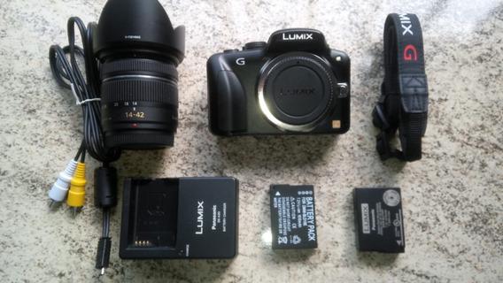 Camera Fotografica Panasonic Lumix G3