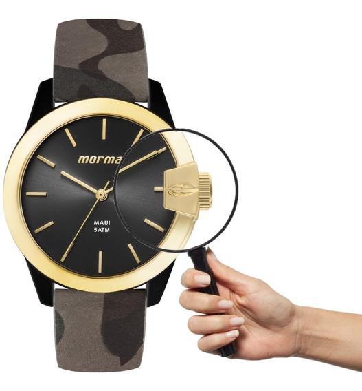 Relógio Mormaii Original Prova D´água Mo2035ik/8p