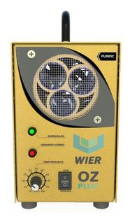 Gerador De Ozônio Purific Oz Plus Gold Wier