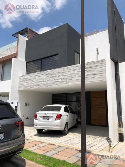 Casa En Venta En Residencial Arboreto, Forjadores, San Pedro Cholula Puebla