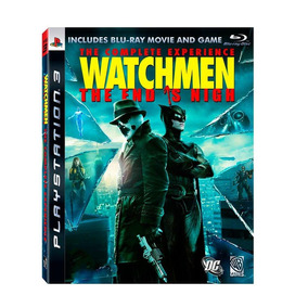 Jogo The Complete Experience: Watchmen The End Is Nigh Ps3