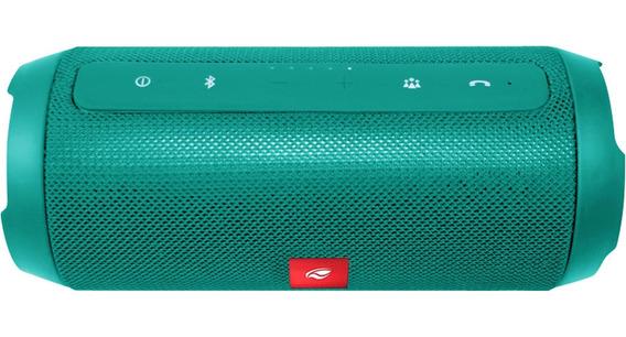 Speaker Bluetooth Pure Sound Sp-b150gr Verde C3tech