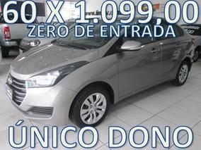 Hyundai Hb20s Sedan Zero De Entrada + 60 X 999,00 Fixas