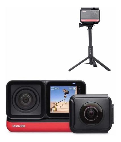 Câmera Insta360 One R - Twin Edition ( Lente 4k + Lente 360)