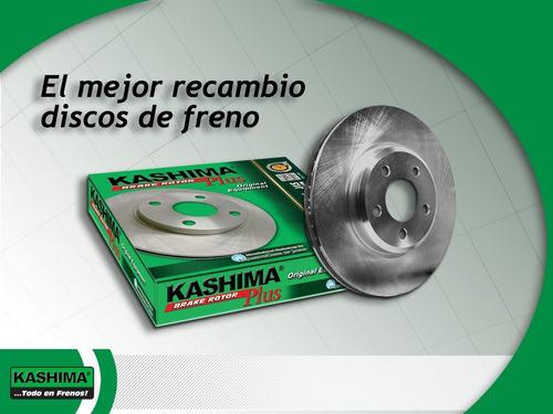 Disco Freno Nissan Del Frontier Navara Np300 05-19 4x4
