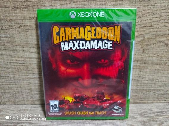 Carmageddon Max Damage Xbox One - Lacrado