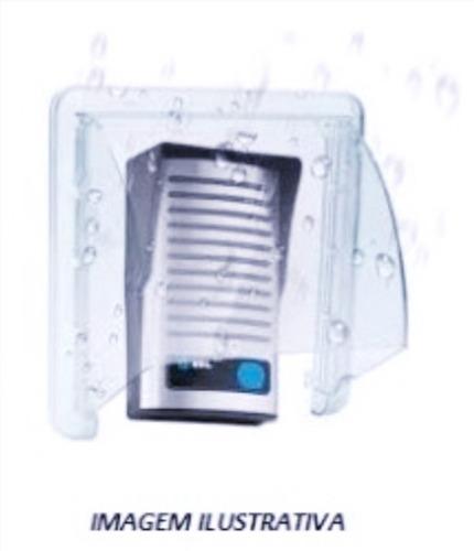 Proteção Para Interfones Em Áreas Externas Ou Sujeita Chuva