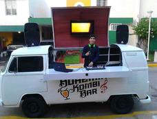 Barra Movil Bohemia Kombi Bar