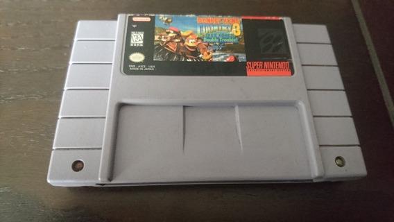 Donkey Kong 3 Original Pra Super Nintendo/snes/famicom
