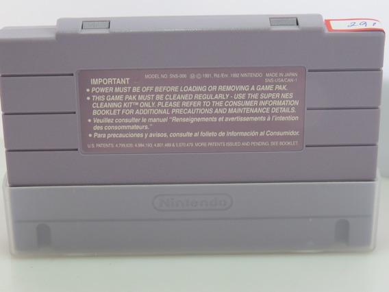 Super Mario World Original Snes Super Nintendo 291