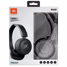 Headphone Bluetooth Jbl T450bt Preto Original