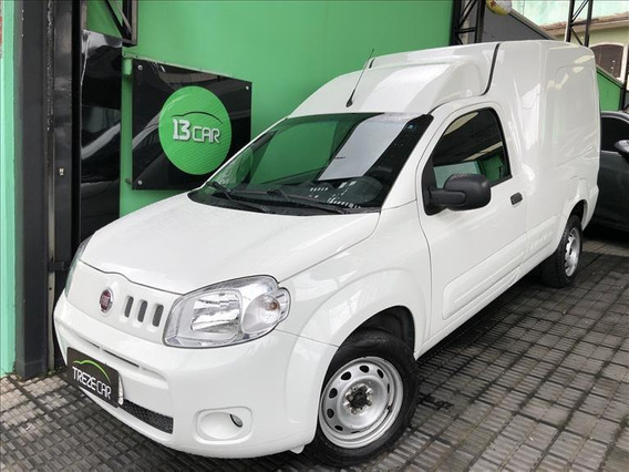 Fiat Fiorino 1.4 Mpi Furgao 8v Flex - Completa