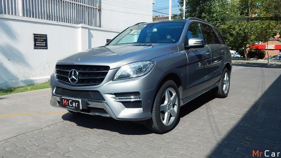 Mercedes Benz Ml 350 Bluetec 2015