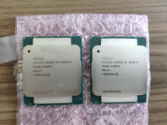 Processador Intel Xeon E5 2618l V3 (8c/16t) R630 R730 R430