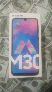 Samsung Galaxy M30 64 Gb Negro