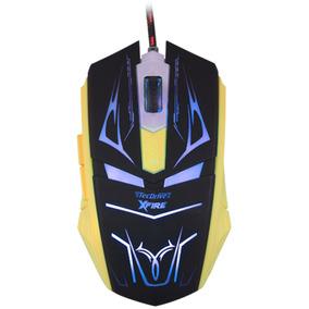 Mouse Gamer 3200 Dpi 7 Botoes Xfire Led Azul Tecdrive Neith