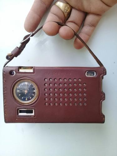Radio Sampson Japon Año 65aprox Buen Estad$5000dif Conseguir