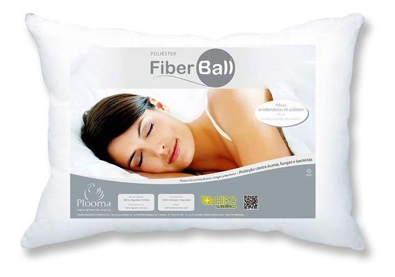 Travesseiro Fiber Ball 50x70 Plooma