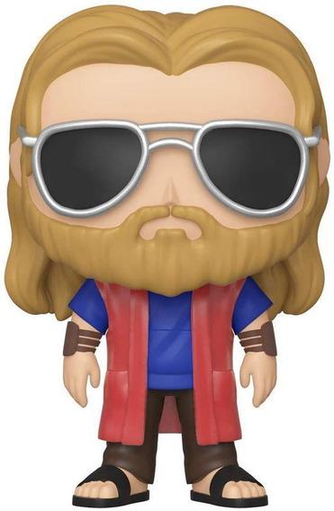 Funko Pop! Avengers Endgame 479 Fat Thor Gordo Casual Nuevo