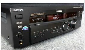 Receiver Sony Str De845-surround Sound Fm Stereo / Fm-am 5.1