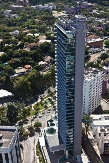 Loja Para Locação Em Salvador, Rio Vermelho, 1 Dormitório, 1 Banheiro, 3 Vagas - 854