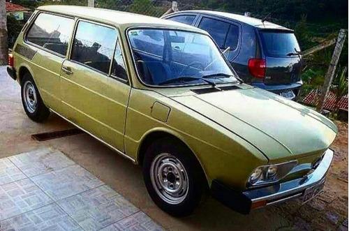 Volkswagen Brasilia Ls