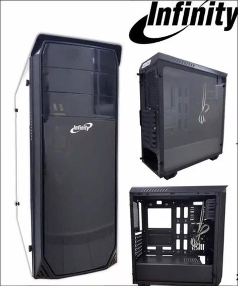 Cpu Gamer I5 7400 7 Geração, 8gb Ddr4, Gtx 1050 2gb