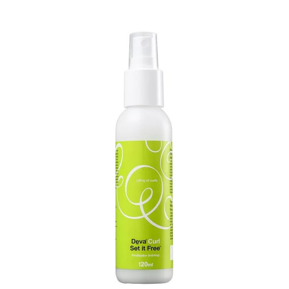 Deva Curl Set It Free - Spray Anti-frizz 120ml