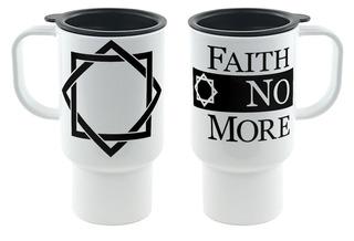 Jarro Termico Faith No More Metal Rock Funk Musica M5